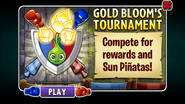 Gold Bloom's Tournament (Updated)