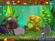 IOS aquarium