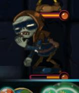 Bandit Eating