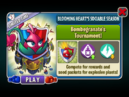Blooming Heart's Sociable Season - Bombegranate's Tournament