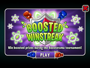 Boosted Winstreak Ad