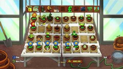 Plants vs. Zombies - Zen Garden Ep.1