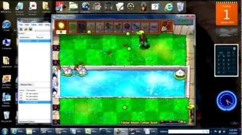 PvZ Hybrid Minigames 1 Zombie Nimble Zobotany Quick