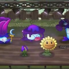 Moonflower cùng các cây khác trong trailer phần một của <a href=