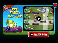 Berry Blast and Imp Pear Ad