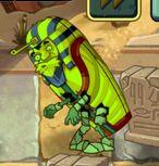 Pharaoh Faint Glitch