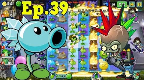 Plants vs. Zombies 2 (Chinese version) Endless Challenge Neon Mixtape Tour - Streak 1-15 (Ep