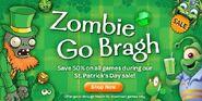 St. Patrick's Zombie