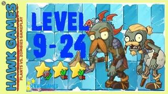 V1.0.81 Plants vs. Zombies All Stars - Viking World Level 9-24