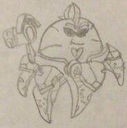 Citron (PvZH) Sketch