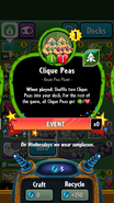 CliquePeasStats