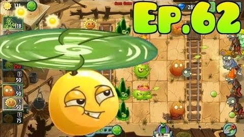 Plants vs. Zombies 2 (Chinese version) Unlocked 3 new Plants Wild West Day 7 (Ep