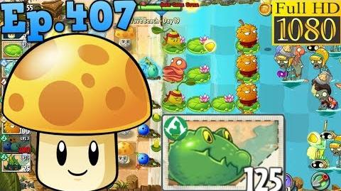 Plants vs. Zombies 2 Got a new Plant Guacodile - Big Wave Beach Day 19 (Ep