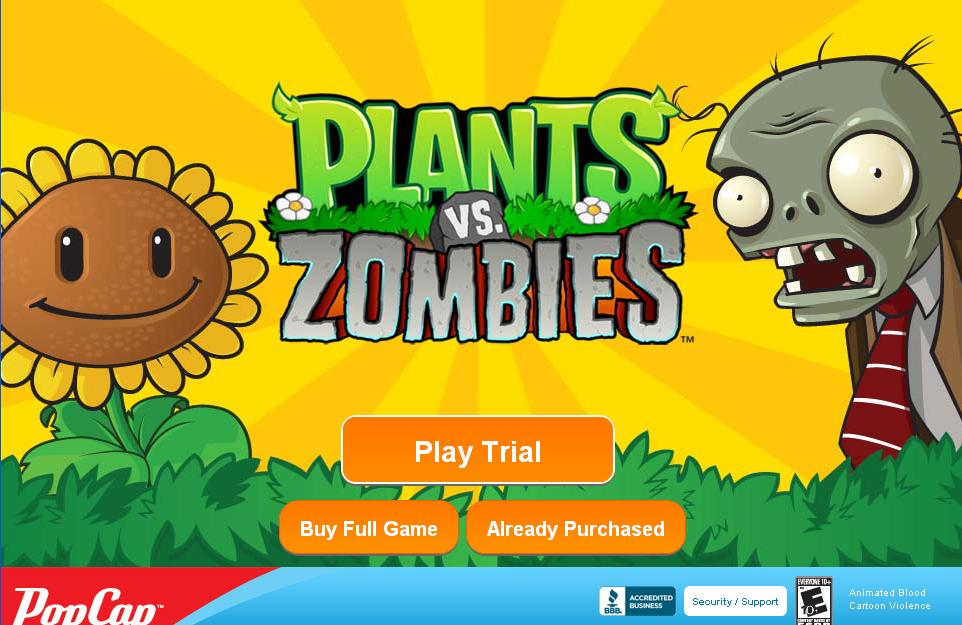 Gratis Game Plant Vs Zombie Full Version For Pc - Lily & Rue