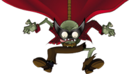 Masked Vigilante Zombie