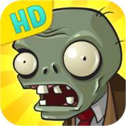 Plants vs. Zombies HD Icon (Version 1.9.7)
