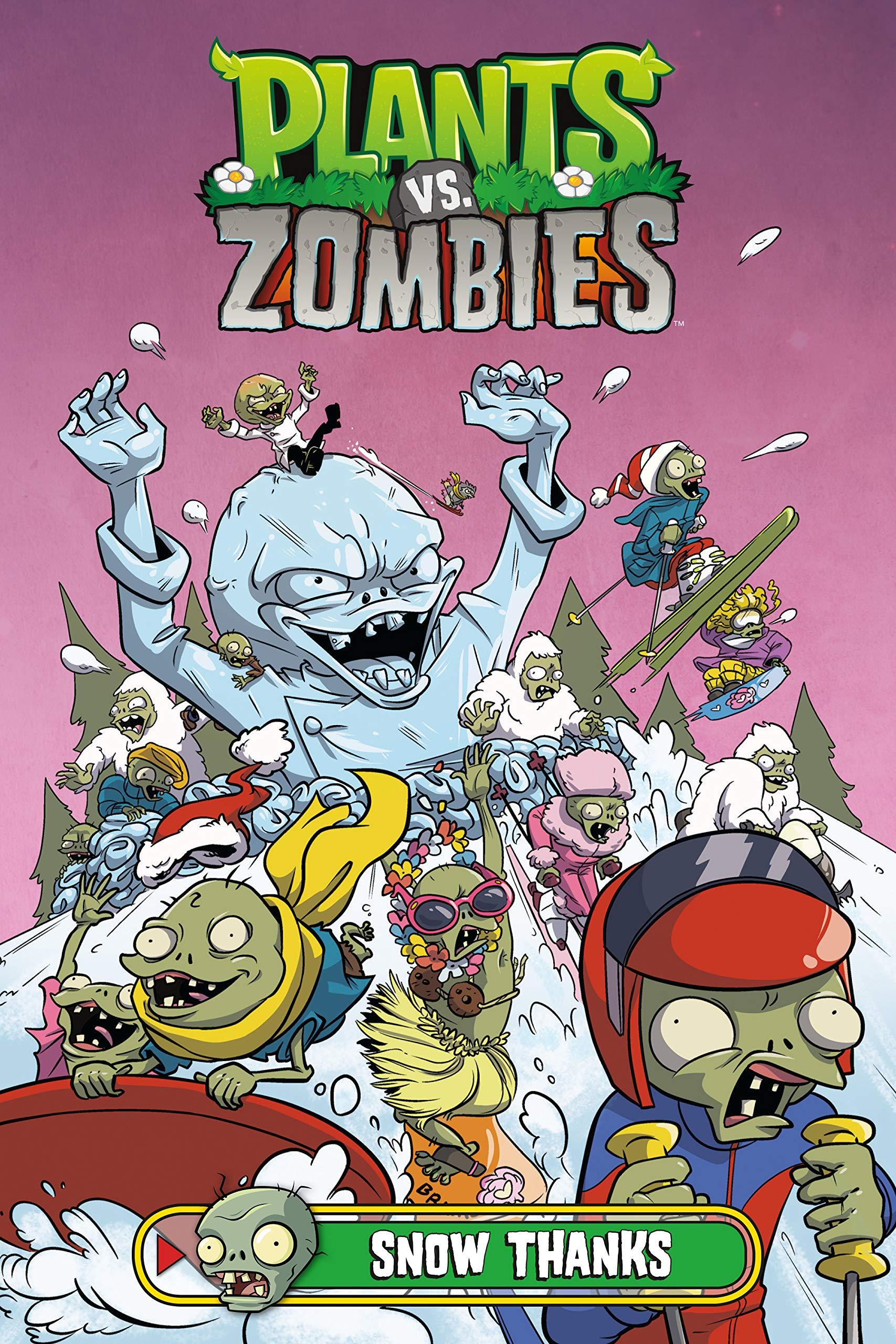 Plants vs. Zombies: Snow Thanks | Plants vs. Zombies Wiki | Fandom