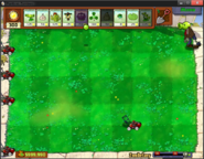 Beta mower in final pvz1