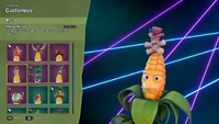 Corn mister mallow