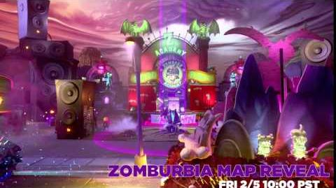 Zomburbia | Plants vs  Zombies Wiki | FANDOM powered by Wikia