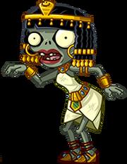 As cleopatra