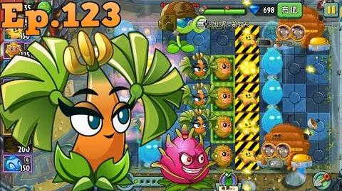 Plants vs. Zombies 2 (China) - Got Plantain (Banana Dancer) - Far Future Day 9 (Ep