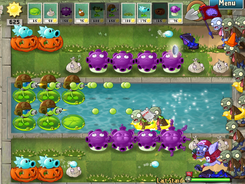 download game plants vs zombies hack mod apk