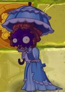 Poisoned Parasol Zombie