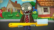 Toothbrush zombie 2