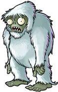 Yeti zombie
