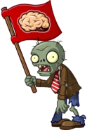 Zombie tutorial flag