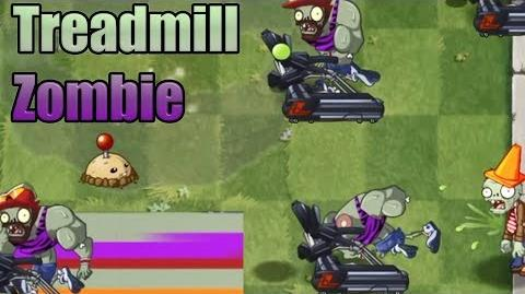 Plants vs. Zombies 2 Zombie Treadmill Unfinished Gameplay