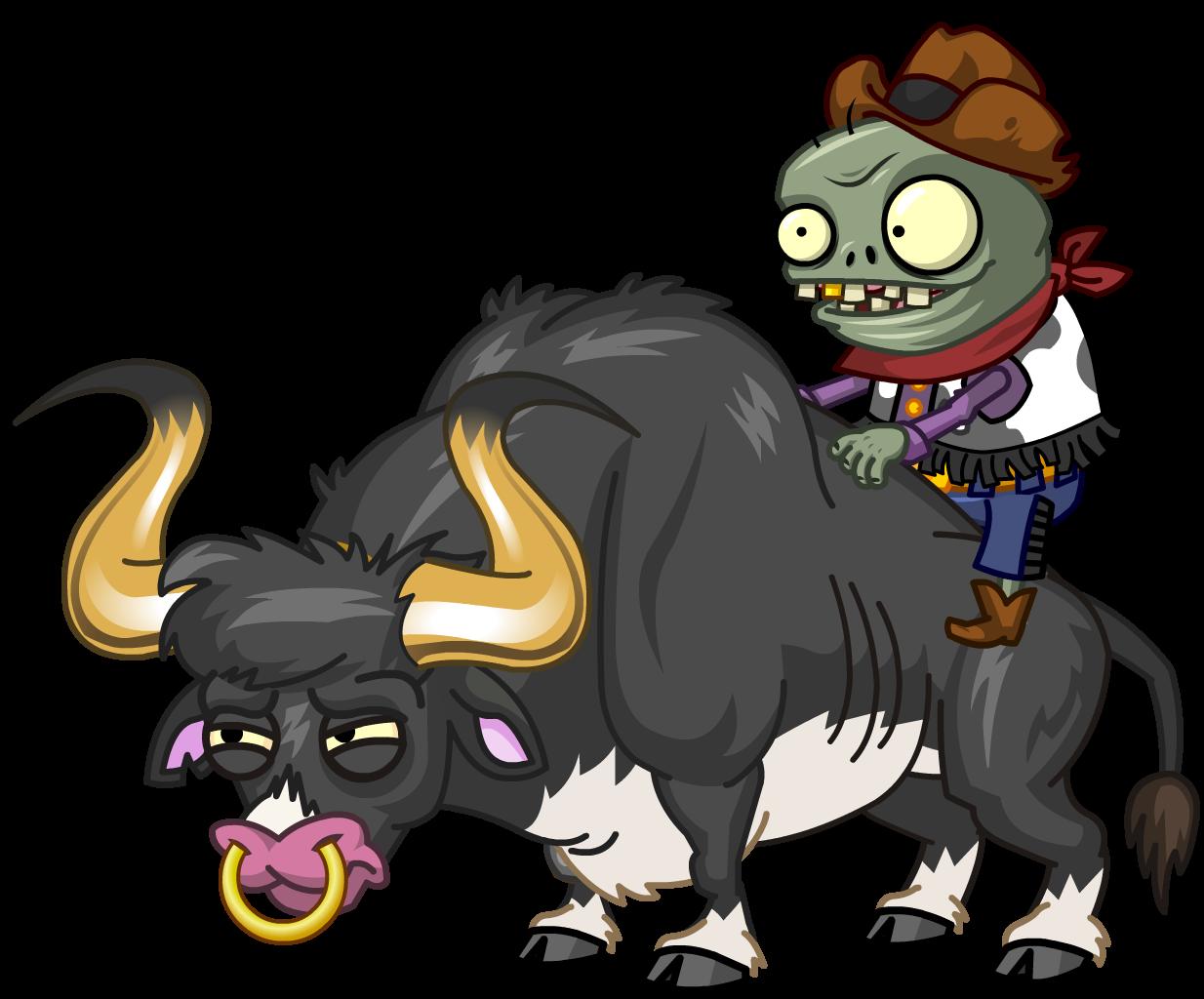 Rodeo Legend Zombie