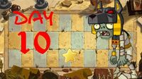 Android Beta 2 PvZ All Stars - Ancient Egypt Day 10 BOSS