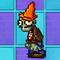 8-Bit Conehead Zombie2