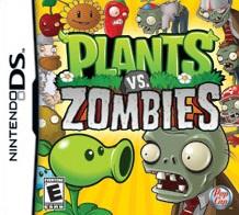 plants vs zombies ds