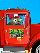 Trucker zombie 2