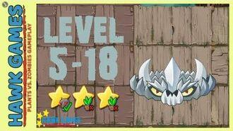 V1.0.81 Plants vs. Zombies All Stars - Pirate Seas Level 5-18 4K 60FPS