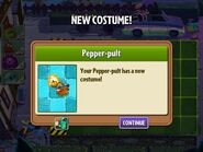 Getting Pepper-pult's Summer Costume