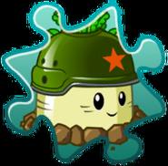 Greenturnip Costume Puzzle Piece