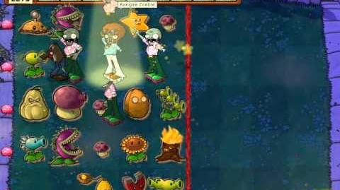 Plants vs Zombies - I,Zombie Endless ( How far can i go ... ) Streak 31 - 40