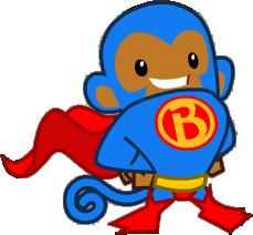 Super Monkey Icon