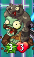 Trapper Zombie with Multiple Traits
