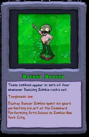 Zombie backup almanac