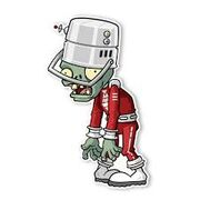 Future Buckethead Zombie