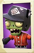 Slugger Zombie's old PvZ3 portrait