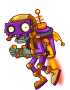 英雄喷射器僵尸