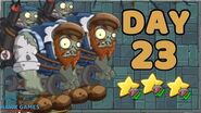 Plants vs Zombies 2 China - Steam Ages Day 23