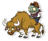 PVZ2 SO Zombie Toro
