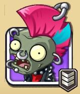Punk Zombie's Level 3 icon